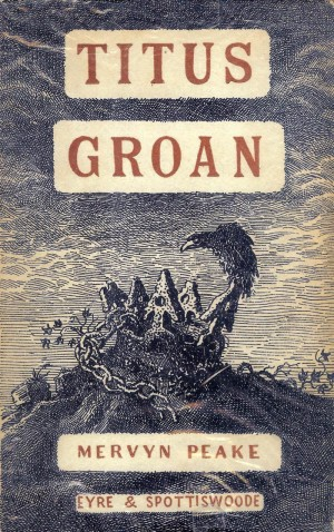 TITUS GROAN COVER
